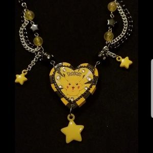 Jewelry - Pokemon Pikachu Necklace